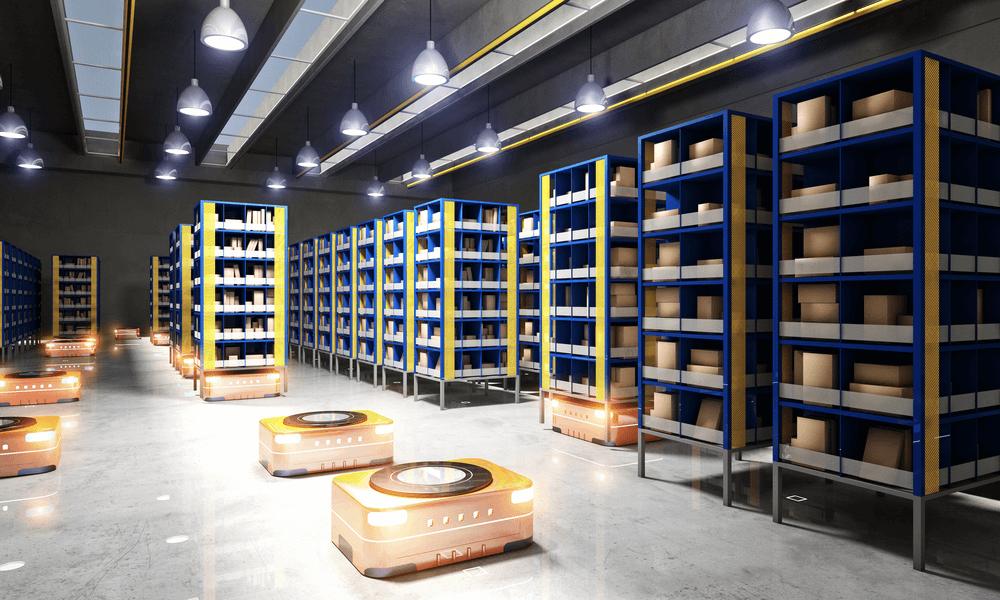 Warehouse, pragmaedge, automation, ai,